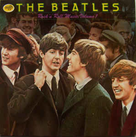 Beatles ‎– Rock 'n' Roll Music Volume 1