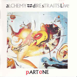 Dire Straits ‎– Alchemy - Dire Straits Live Part One (CD)