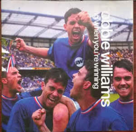 Robbie Williams ‎– Sing When You're Winning (CD)