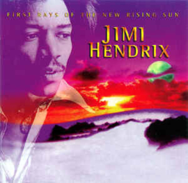 Jimi Hendrix ‎– First Rays Of The New Rising Sun (CD)