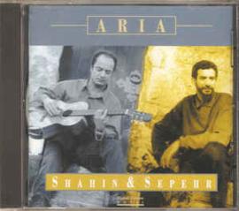 Shahin & Sepehr – Aria (CD)