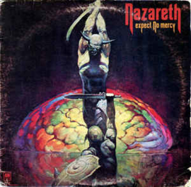 Nazareth ‎– Expect No Mercy