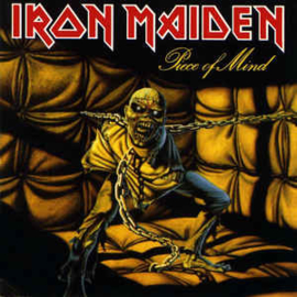 Iron Maiden ‎– Piece Of Mind (LP)
