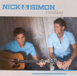 Nick & Simon – Vandaag (CD)