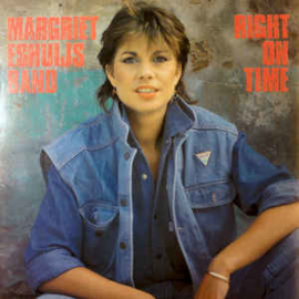 Margriet Eshuijs Band ‎– Right On Time