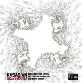 Kasabian ‎– Velociraptor! (CD)