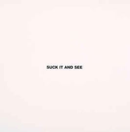 Arctic Monkeys ‎– Suck It And See (LP)