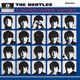 Beatles ‎– A Hard Day's Night (CD)