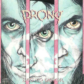 Prong ‎– Beg To Differ (CD)