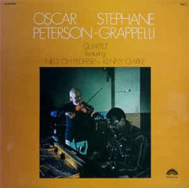Oscar Peterson - Stephane Grappelli Quartet – Oscar Peterson - Stéphane Grappelli Quartet Vol. 1
