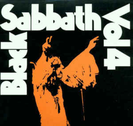Black Sabbath ‎– Black Sabbath Vol. 4 (CD)