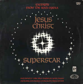 Jesus Christ Superstar , Mike Trounce, Mike Allen (8), Martin Jay, Jenny Mason ‎– Jesus Christ Superstar (Excerpts From The Rock Opera)