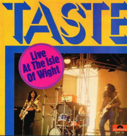 Taste ‎– Live At The Isle Of Wight