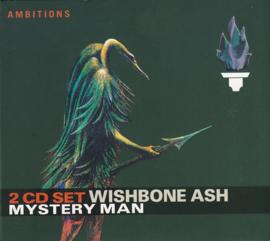 Wishbone Ash – Mystery Man (CD)