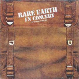 Rare Earth – Rare Earth In Concert