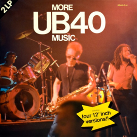 UB40 – More UB40 Music