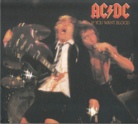 AC/DC – If You Want Blood You've Got It (CD)