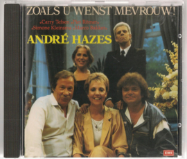 André Hazes – Zoals U Wenst Mevrouw (CD)