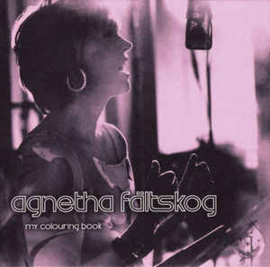 Agnetha Fältskog ‎– My Colouring Book (CD)
