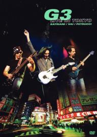 G3 Satriani / Vai/ Petrucci – G3 Live In Tokyo (DVD)