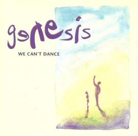 Genesis – We Can't Dance (CD)