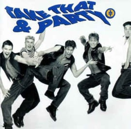 Take That ‎– Take That & Party (CD)