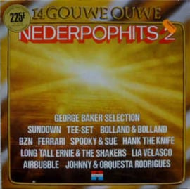 Various – 14 Gouwe Ouwe Nederpophits 1