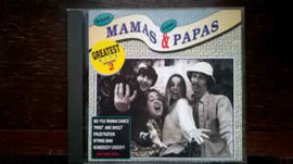 Mamas & The Papas ‎– Greatest Hits Volume 2 (CD)