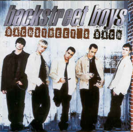 Backstreet Boys ‎– Backstreet's Back (CD)