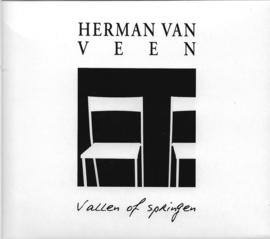 Herman van Veen – Vallen Of Springen (CD)