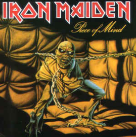 Iron Maiden ‎– Piece Of Mind (CD)