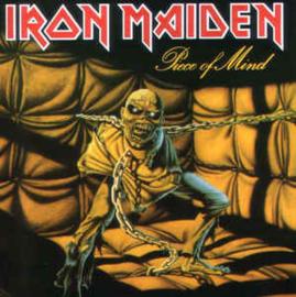 Iron Maiden – Piece Of Mind (CD)