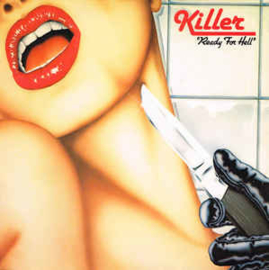 Killer ‎– Ready For Hell