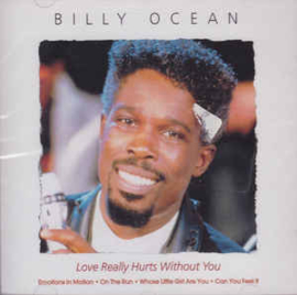 Billy Ocean ‎– Love Really Hurts Without You (CD)