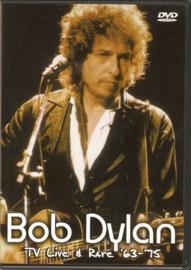 Bob Dylan – TV Live & Rare '63-'75 (DVD)