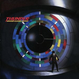 Thunder  – Behind Closed Doors (CD)
