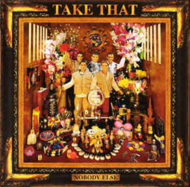 Take That ‎– Nobody Else (CD)