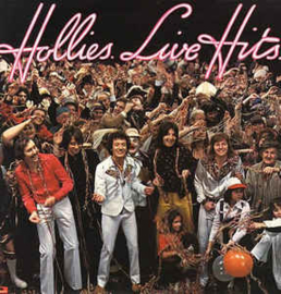 Hollies ‎– Hollies Live Hits