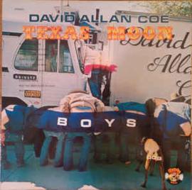 David Allan Coe – Texas Moon