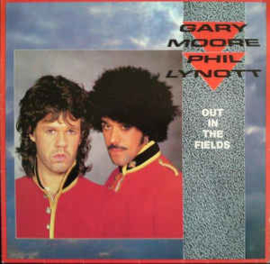 Gary Moore/Phil Lynott  – Out In The Fields