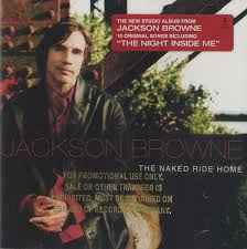 Jackson Browne ‎– The Naked Ride Home (CD)