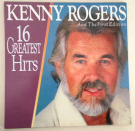 Kenny Rogers & The First Edition ‎– 16 Greatest Hits