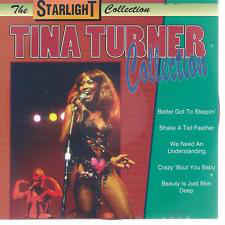 Tina Turner ‎– The Starlight Collection (CD)