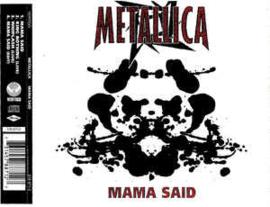 Metallica – Mama Said (CD)