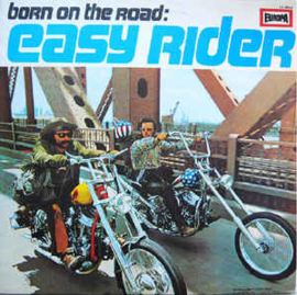 Various ‎– Born On The Road: Easy Rider