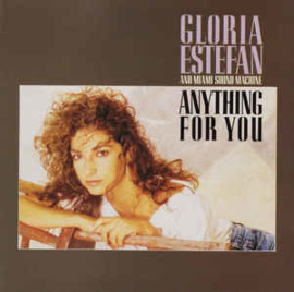 Gloria Estefan And Miami Sound Machine ‎– Anything For You (CD)