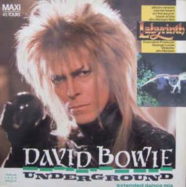 David Bowie – Underground