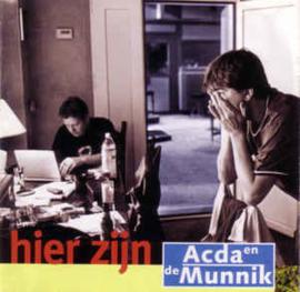 Acda en de Munnik – Hier Zijn (CD)