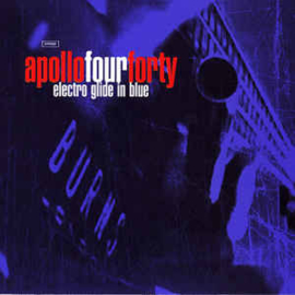 ApolloFourForty ‎– Electro Glide In Blue (CD)
