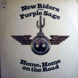New Riders Of The Purple Sage ‎– Home, Home On The Road